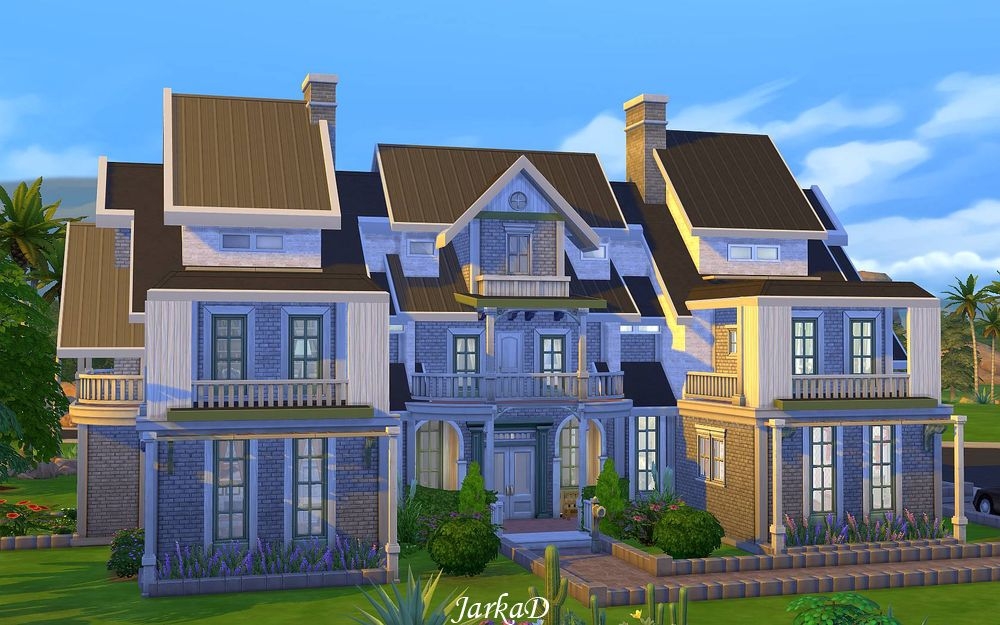 Family house no 4 jarkad sims 4 blog for Family in house