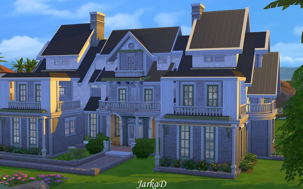 Family house no 4 jarkad sims 4 blog for Family homes com