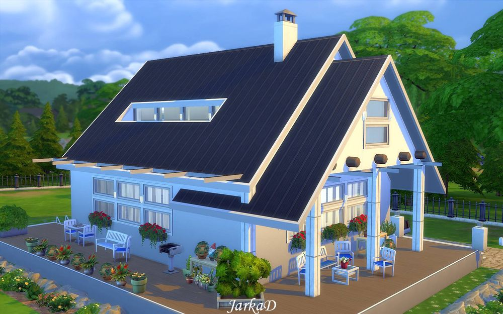 Family house no 7 jarkad sims 4 blog for The family house