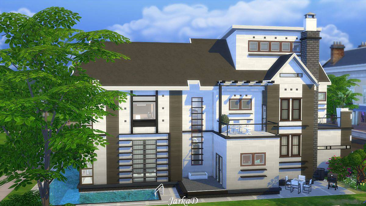Family house jarkad sims 4 blog for The family house