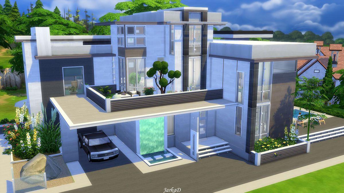 Villa JOSETTE JarkaD Sims 4 Blog