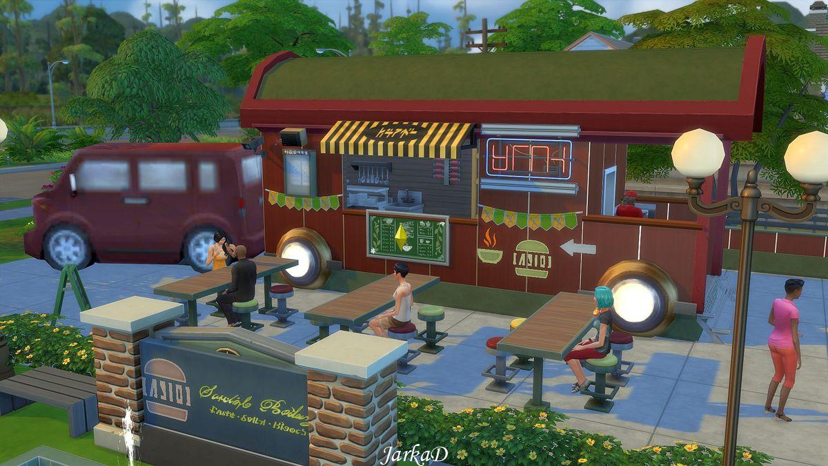 JarkaD Sims 4 blog | Domy pro vaše Simíky / Houses for your Sims
